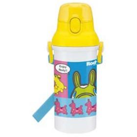 ■在庫限り・入荷なし■子供用水筒 ロディ RODY 直飲みプラワンタッチボトル 480ml プラスチック製 キャラクター すいとう