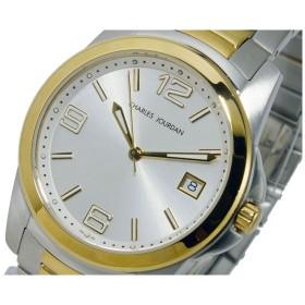 シャルル ジョルダン CHARLES JOURDAN クオーツ メンズ 腕時計 135.13.1