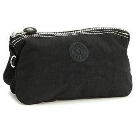キプリング kipling ポーチ バッグ BASIC K13265 CREATIVITY L ESCAPE GREY BK/GY