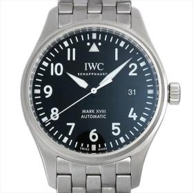 48回払いまで無金利 IWC パイロットウォッチ マーク18 IW327011 新品 メンズ 腕時計