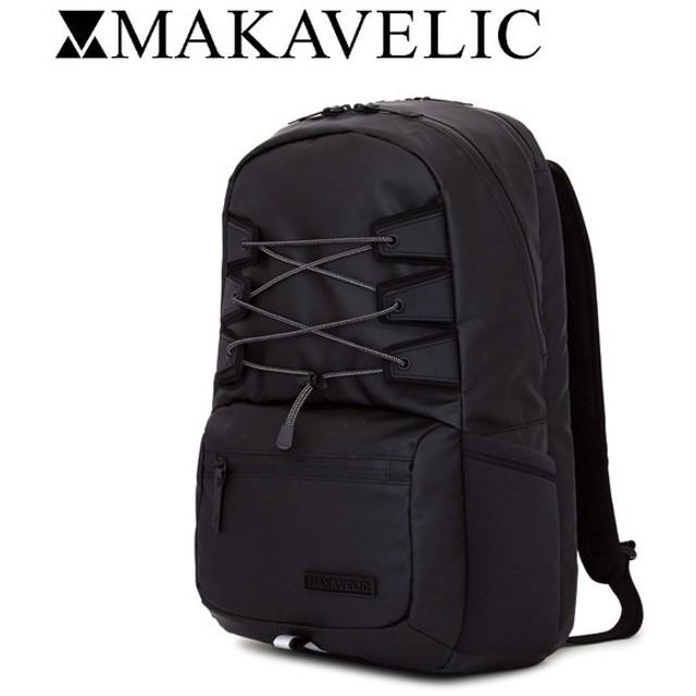 マキャベリック MAKAVELIC リュック 3107-10114 LUDUS SPIDER BACKPACK  リュックサック バックパック デイパック メンズ [PO10]