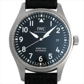 48回払いまで無金利 IWC パイロットウォッチ マーク18 IW327001 新品 メンズ 腕時計