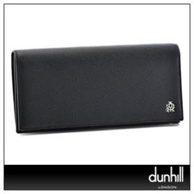 dunhill ダンヒル L2AC10A ブラック 長財布(小銭入れ有) CADOGAN