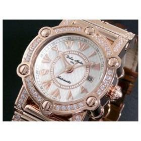 ドルチェ メディオ 腕時計 自動巻き DM10013QZ-PGWH/BR