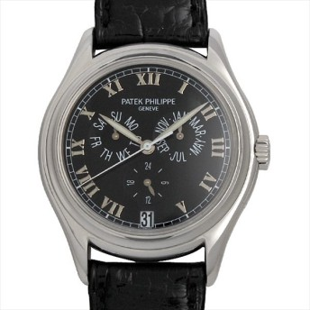 48回払いまで無金利 パテックフィリップ アニュアルカレンダー 5035G 中古 メンズ 腕時計