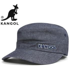 カンゴール ワークキャップ 帽子 KANGOL ネイビー
