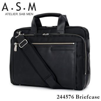 アトリエサブメン ATELIER SAB MEN ブリーフケース 244576 レジストII  2WAY ビジネスバッグ ショルダーバッグ メンズ [PO10]
