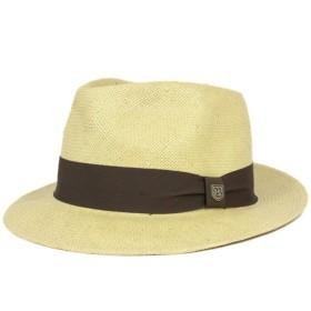 ブリクストン ストローハット 帽子 BRIXTON