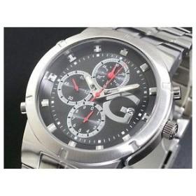 GIORDANO ジョルダーノ  腕時計 クロノグラフ 1273-11