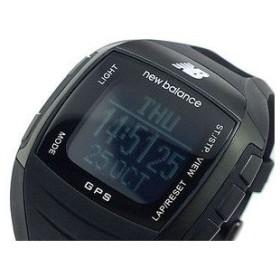 ニューバランス new balance gps搭載モデル 腕時計 ex2-900-002 ブラック
