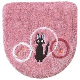 魔女の宅急便 プチリング 洗浄フタカバー ピンク 代引不可