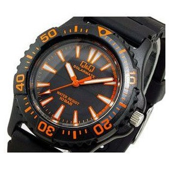 シチズン CITIZEN キューアンドキュー Q&Q ソーラー メンズ 腕時計 H030-002