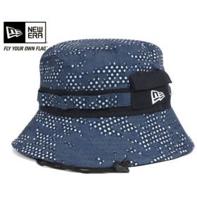 ニューエラ アドベンチャー ハット ドット コライド ネイビー 帽子 [OSALE] [返品・交換対象外]