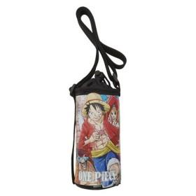 ペットボトルカバー 肩掛けベルト付き ワンピース 500ml用 ( ペットボトルケース ペットボトルホルダー )