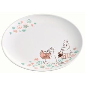 メラミン皿 ムーミン お花畑 お皿 ( お皿 食器 割れにくい メラミン 皿 )