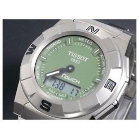 ティソ TISSOT 腕時計 T-Touch チタン T001.520.44.091.00