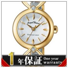 【レビューを書いて1年保証】Angel Heart エンジェルハート 腕時計 PTL20YGS レディース Platinum Label プラチナムレーベル