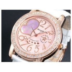 アレッサンドラ オーラ 腕時計 レディース AO-12000-4