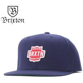 ブリクストン キャップ 帽子 ネイビー BRIXTON メンズ