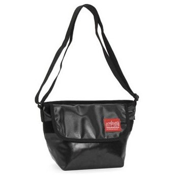 マンハッタンポーテージ manhattan portage ショルダーバッグ 1603-vl vinyl new york messenger bag black
