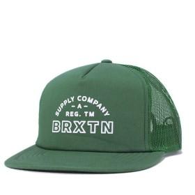 ブリクストン メッシュキャップ ノックスビル グリーン BRIXTON