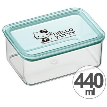 お弁当箱 システムフードケース ハローキティ 70年代 440ml キャラクター ( 保存容器 保存ケース 食洗機対応 )