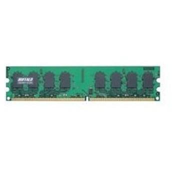 バッファロー PC2-5300(DDR2-667)対応 DDR2 SDRAM 240Pin用 DIMM512MB D2/667-512M