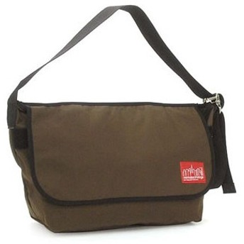 マンハッタンポーテージ manhattan portage ショルダーバッグ 1607v vintage messenger (lg) dark brown db