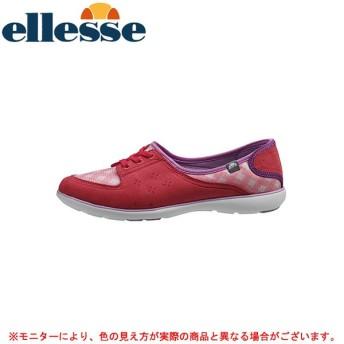 Ellesse(エレッセ)COMPACT LIGHT V-CL001(VCL001)スポーツ セカンドシューズ スニーカー レディース