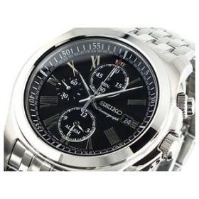 セイコー SEIKO 腕時計 クロノグラフ アラーム SNAE31P1