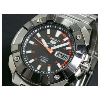 セイコー5 SEIKO ファイブ スポーツ 腕時計 自動巻き SNZG23J1