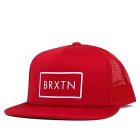 ブリクストン メッシュ キャップ リフト レッド 帽子 [OSALE] [返品・交換対象外]