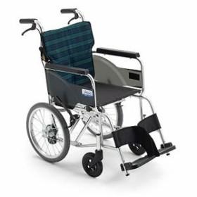 BALシリーズ BAL-8SP 軽量タイプ 介助式車椅子 ミキ 【受注生産品】