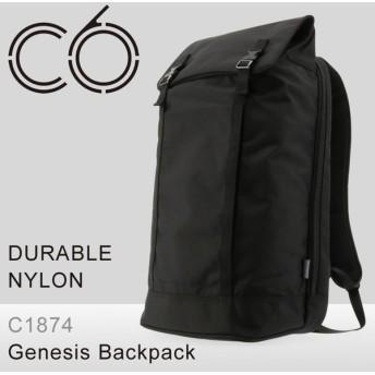 シーシックス C6 リュック C1874 DURABLE NYLON  リュックサック デイパック バックパック ビジネスリュック メンズ [PO10]