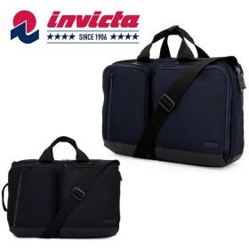 インビクタ INVICTA ブリーフケース 59227 ラザル  3WAY ショルダーバッグ リュックサック ビジネスバッグ メンズ ビジネスリュック [PO10]