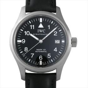 48回払いまで無金利 IWC マーク15 マークXV IW325302(3253-02) 中古 メンズ 腕時計