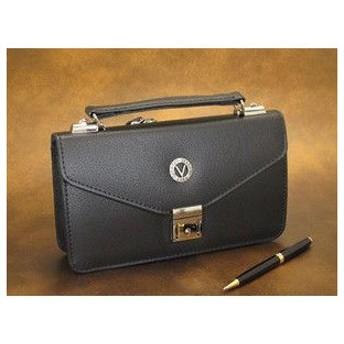 ジョルジオ バレンチ GIORGIO VALENTI セカンドバッグ 6400165 ブラック