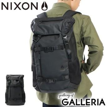 日本正規品 ニクソン リュック NIXON バックパック LANDLOCK WR ランドロック WATER REPELLENT COLLECTION 通学 NC2895