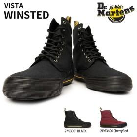 ドクターマーチン スニーカー ハイカット ブーツ ウィンステッド キャンバス メンズ レディース 21953001 21953600