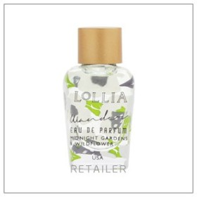 ♪#WA LoLLIA ロリア ミニオードパルファム #WA(Wander) <香水・オードパルファム・フレグランス> <LoLLIA・lollia・LOLLIA><ロリア>