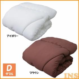 掛け布団 日本製 抗菌・防臭・防ダニ軽量マシュマロ掛けふとん D 10PW2536NS-3NI (D)