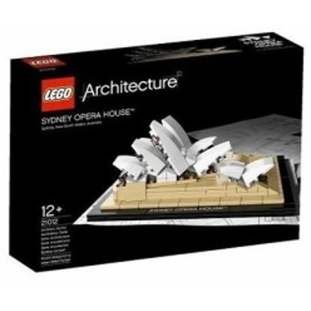 レゴ アーキテクチャー シドニー・オペラハウス 21012/LEGO Architecture Sydney Opera House