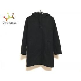 マカフィ MACPHEE コート サイズ38 M レディース 黒 冬物         スペシャル特価 20190219