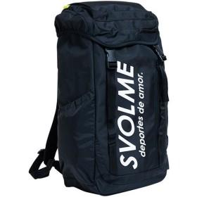 スボルメ(SVOLME) メンズ レディース バックパック フリーサイズ 183-92220 010/ブラック スポーツアクセサリー バッグ リュック