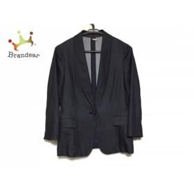 ユニバーサルランゲージ ジャケット サイズ38 M レディース 美品 ダークネイビー                 スペシャル特価 20190807
