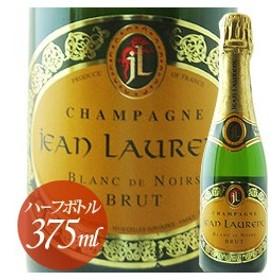 ワイン シャンパン・スパークリングワイン ブラン・ド・ノワール(ハーフ) ジャン・ローラン NV フランス シャンパーニュ 白 辛口 375ml wine