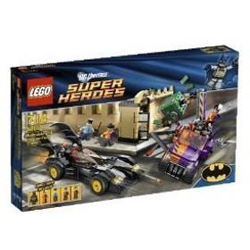 LEGO 6864 レゴ スーパー・ヒーローズ バットモービルとトゥーフェイス・チェイス 海外直送品・