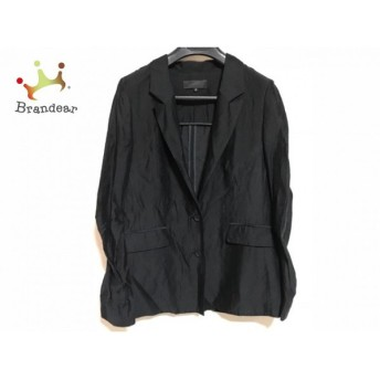 アンタイトル UNTITLED ジャケット サイズ2 M レディース 黒 スペシャル特価 20190816