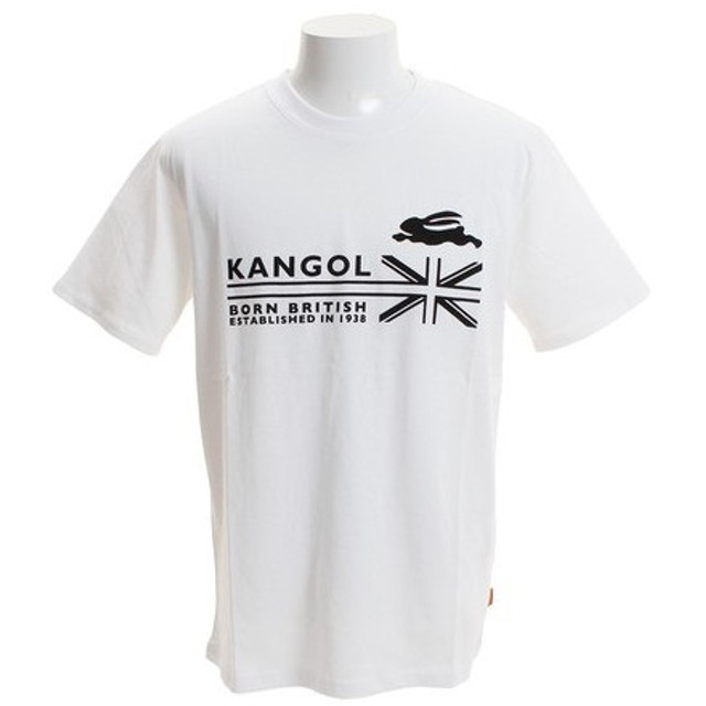 クリフメイヤー(KRIFF MAYER) KANGOLコラボTシャツ 1817212-1-WHT (Men's)