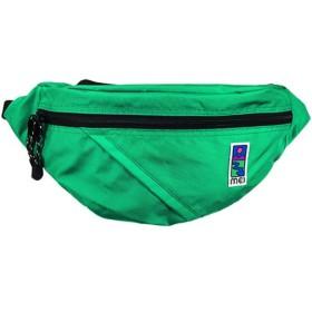 メイ(MEI) メンズ レディース ウエストバッグ ボトムラインソリッド BOTTOMLINE SOLID GREEN MEI-000-180002 カジュアルバッグ ヒップバッグ